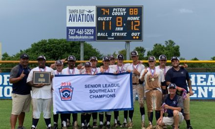 Best of Shore Perspectives: Central Accomack Little League makes local history