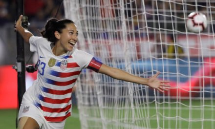 Team USA Women's World Cup star has roots on Eastern Shore of Virginia