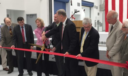 Governor dedicates new MARS Facility