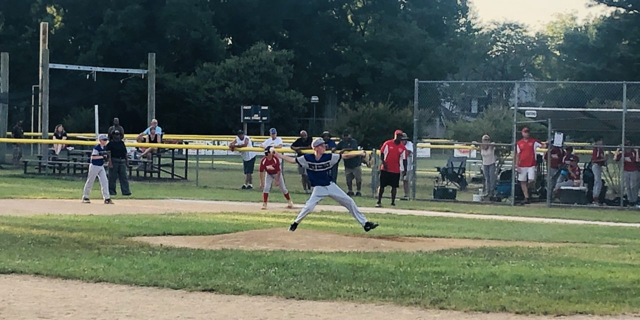 North Accomack Major Boys fall in tourney