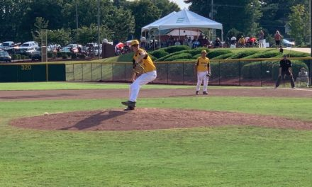 Central Accomack's Little League World Series run comes to an end against South Carolina