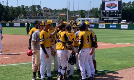 Central Accomack to play Delaware this afternoon at 4