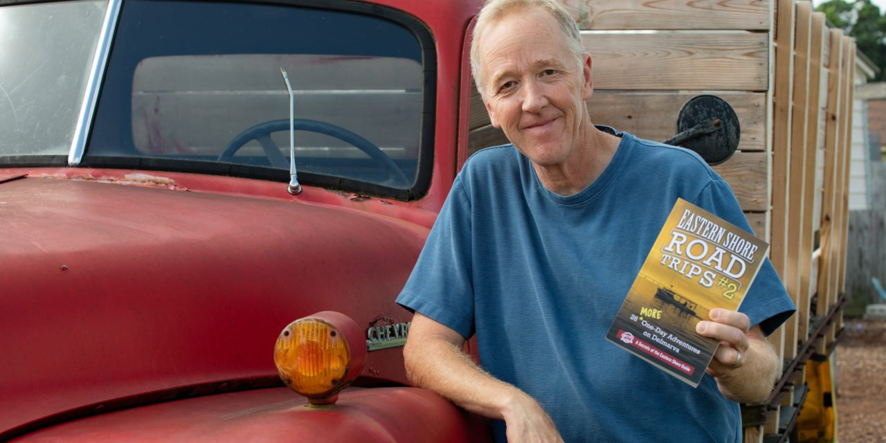 Cambridge author publishes One Day Adventures on Delmarva