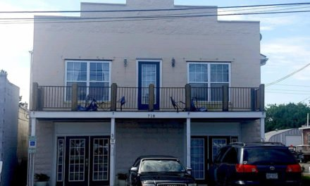 Cape Charles Main Street gets new home