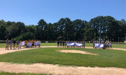 Shore Perspectives: the Central Accomack Senior League All-Stars
