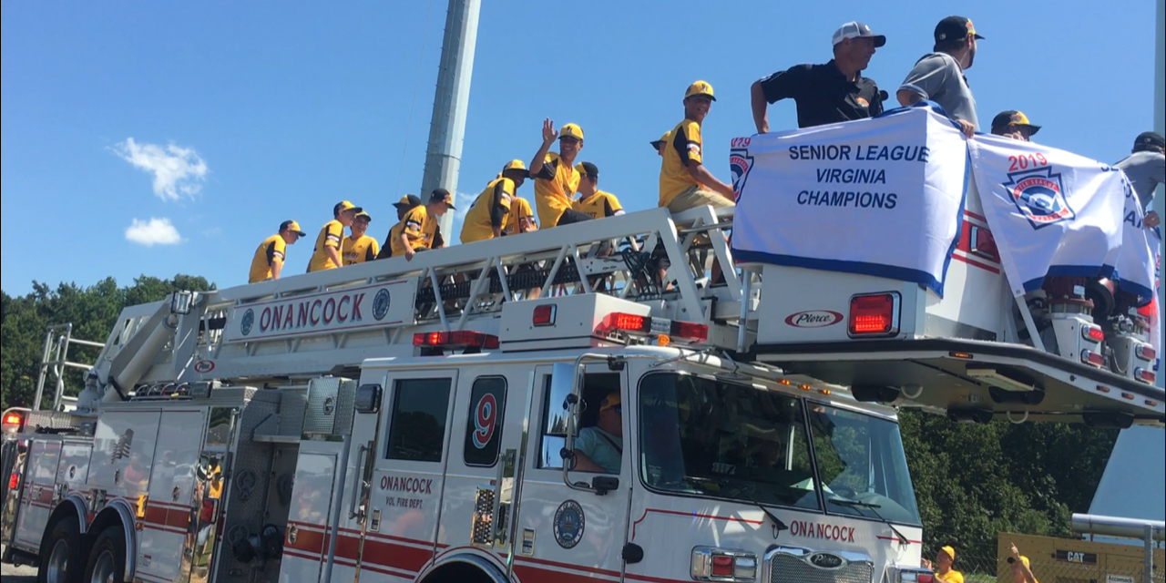 Sights from the Central Accomack Little League All-Star Celebration
