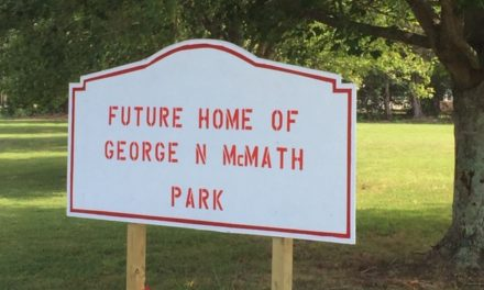 George N. McMath Park project underway in Onley