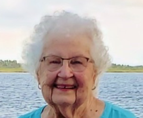 Peggy Lewis (Bundick) Wessells of Modest Town
