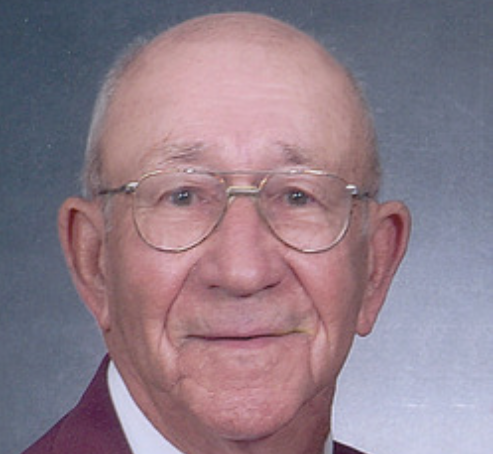 Mr. Fred Heaster of Exmore