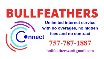 Bullfeathers Onley Virginia High Speed Internet