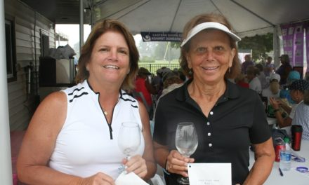 Golf Tourney at ESY&CC raises funds for ESCADV