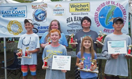 29th Onancock Bay Challenge Takes Place Oct. 12 – Over $6,500 in Prizes Available