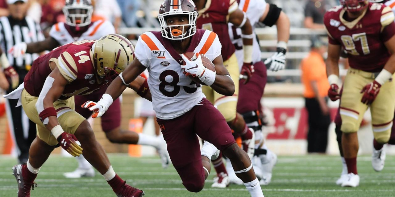 Virginia Tech hosts ODU for home opener Saturday