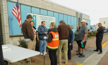 Local health groups conduct Emergency Preparedness Exercise