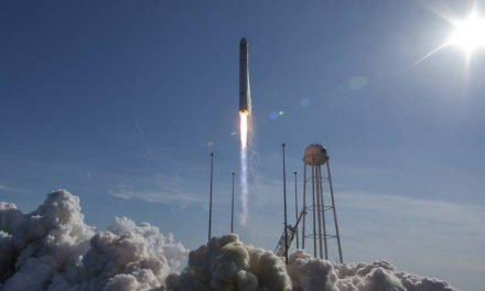 Cygnus resupply mission to International Space Station from Wallops Flight Facility Saturday