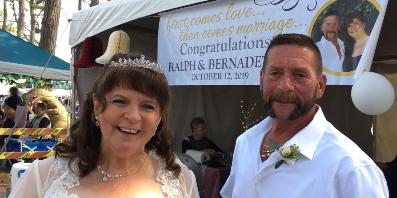 SHORE PERSPECTIVES: Bernadette and Ralph Ponte