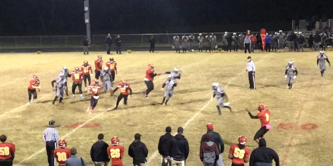 Arcadia falls to Millford Mill Academy