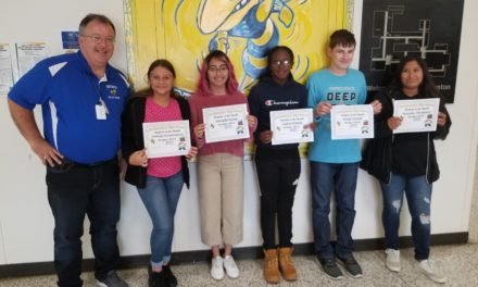 Northampton High names students of the month