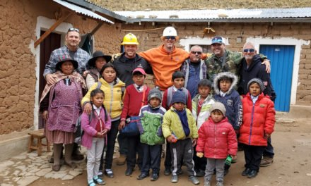 A&N Electric Co-op helps bring electricity to Bolivian Villages