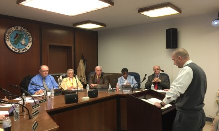Study on options for improving Emergency Radio Communications presented to Accomack County Board of Supervisors