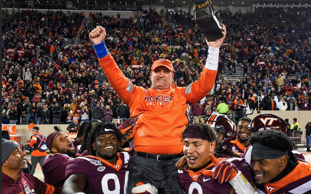 Tech defense, big second half carry Hokies to upset of No. 22 Wake Forest