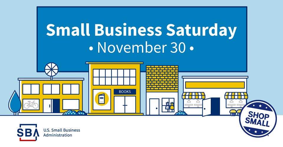 Local Shoppers Urged to Support Small Businesses Saturday