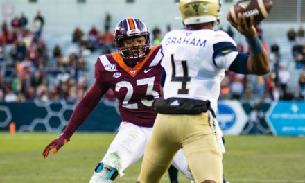 Hokies host Pitt today in Foster's final home game