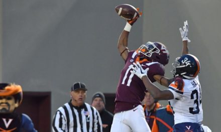 Hokies, Cavaliers set for de facto Coastal Championship game Friday afternoon