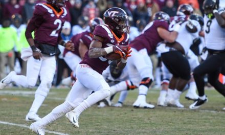 Hokies head to Atlanta for Coastal Division tilt Saturday afternoon