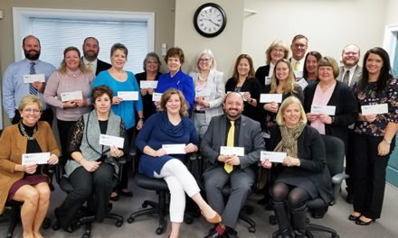 Shore United Bank Branches Raise Money for Non-Profits