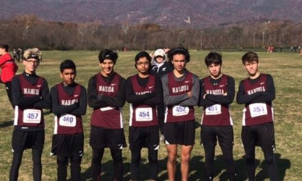 Nandua Cross Country team finishes 9th in the State