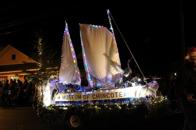 Chincoteague Chamber of Commerce 40th Annual Old-Fashioned Christmas Parade December 7