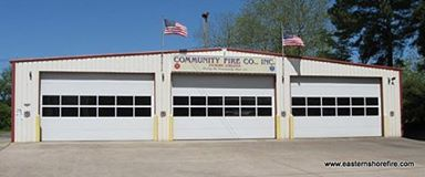 Exmore Community Fire Company receives SAFER Grant