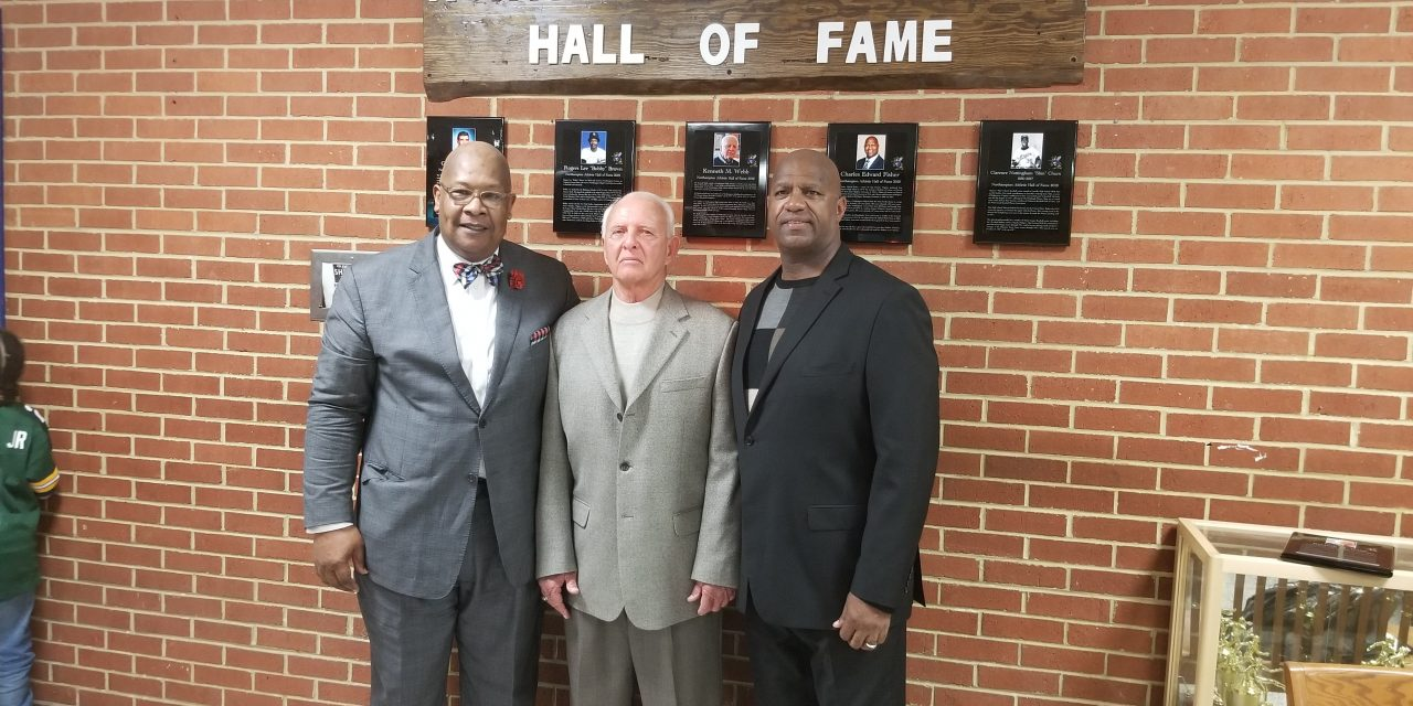 Four added to NHS Athletic Hall of Fame