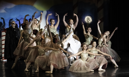 Pictures from the 29th Annual ESO performance of the Nutcracker
