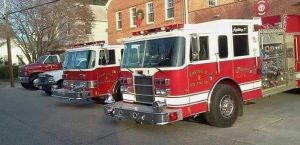 Eastville Volunteer Fire Department