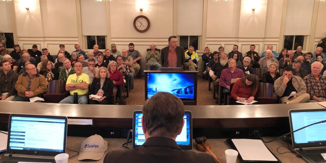 Northampton County passes Second Amendment Resolution, falls short of declaring Sanctuary status