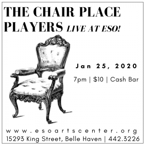 Chair Place Players Live! At ESO