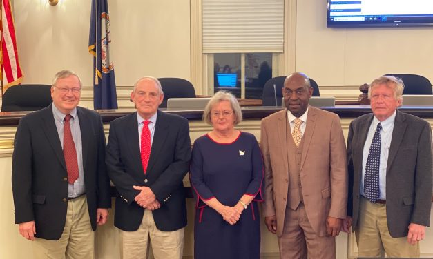 New officers named on Northampton County Board