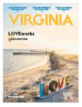 Virginia Tourism Magazine Cape Charles Cover