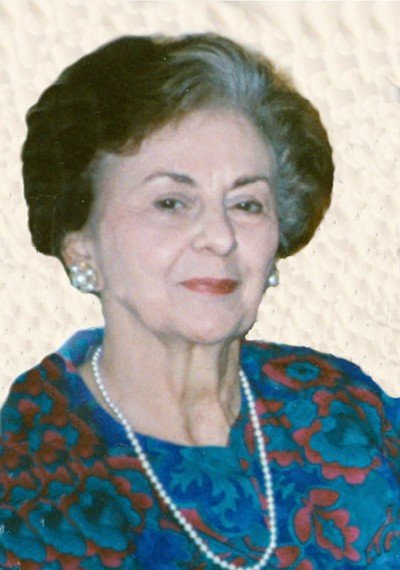 Mrs. Betty Ames Ewell of Cape Charles