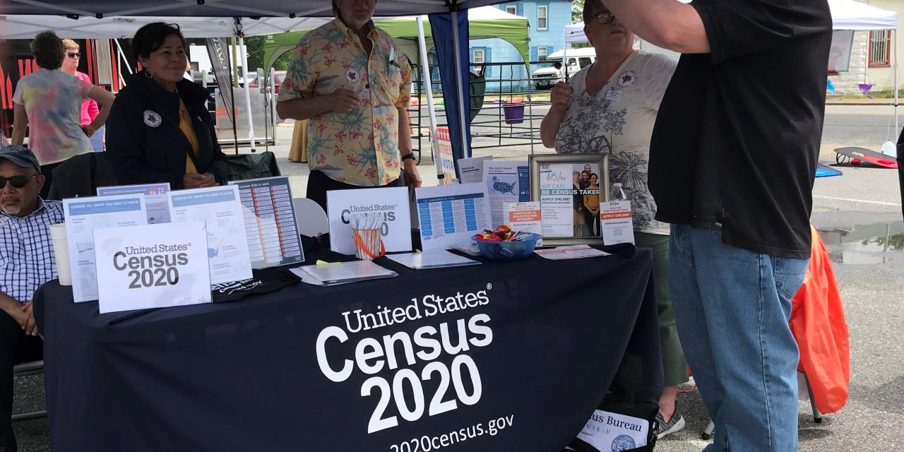 Complete Census is important to both counties on the Shore