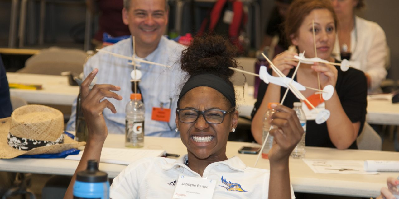Wallops Flight Facility hosting NASA Community College aerospace scholars