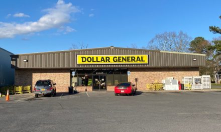 Sheriff's Office looking for suspect in Parksley Dollar General robbery