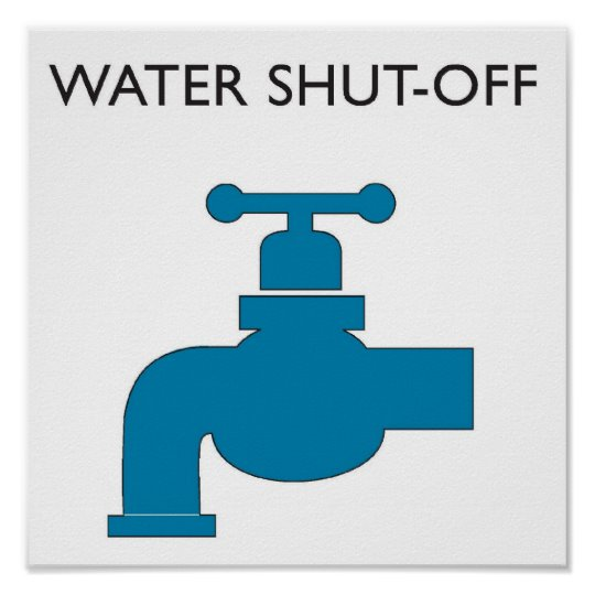 Exmore water to shut off tonight for maintenance