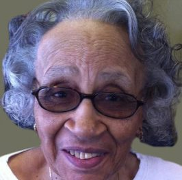 Mrs. Edith Brown formerly of the Eastern Shore