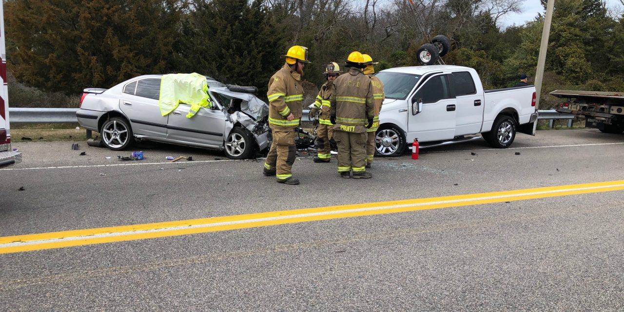 Saturday afternoon accident on CBBT results in fatality