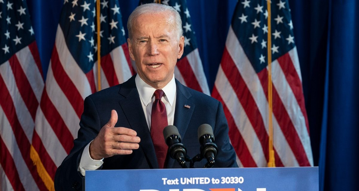 Biden Wins Democratic Primary in Va and on the Eastern Shore