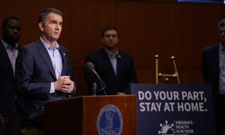 Northam does not support defunding police