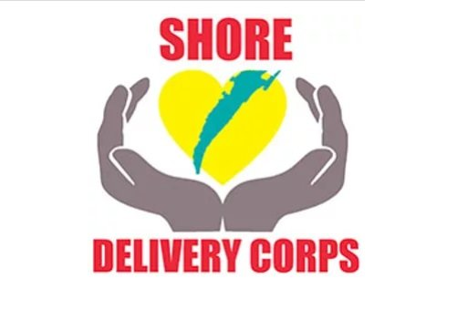 Shore Delivery Corps Logo